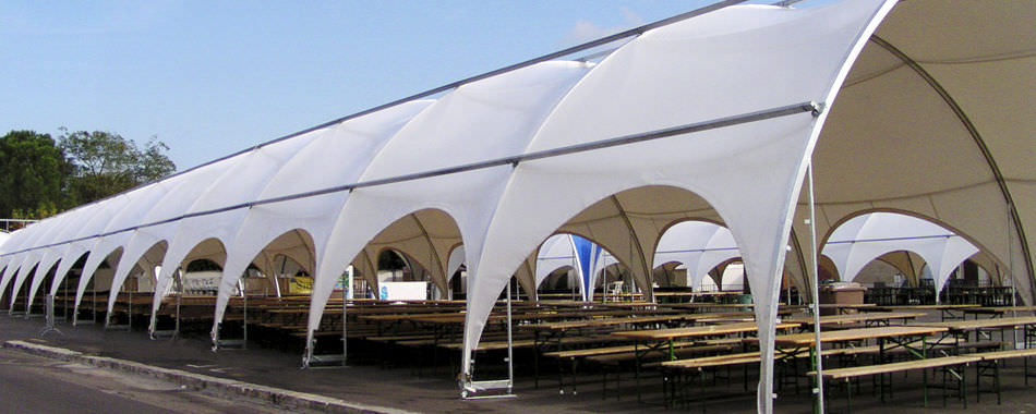 fabric shade structure sports activities hotels industrial use 61162 6114251