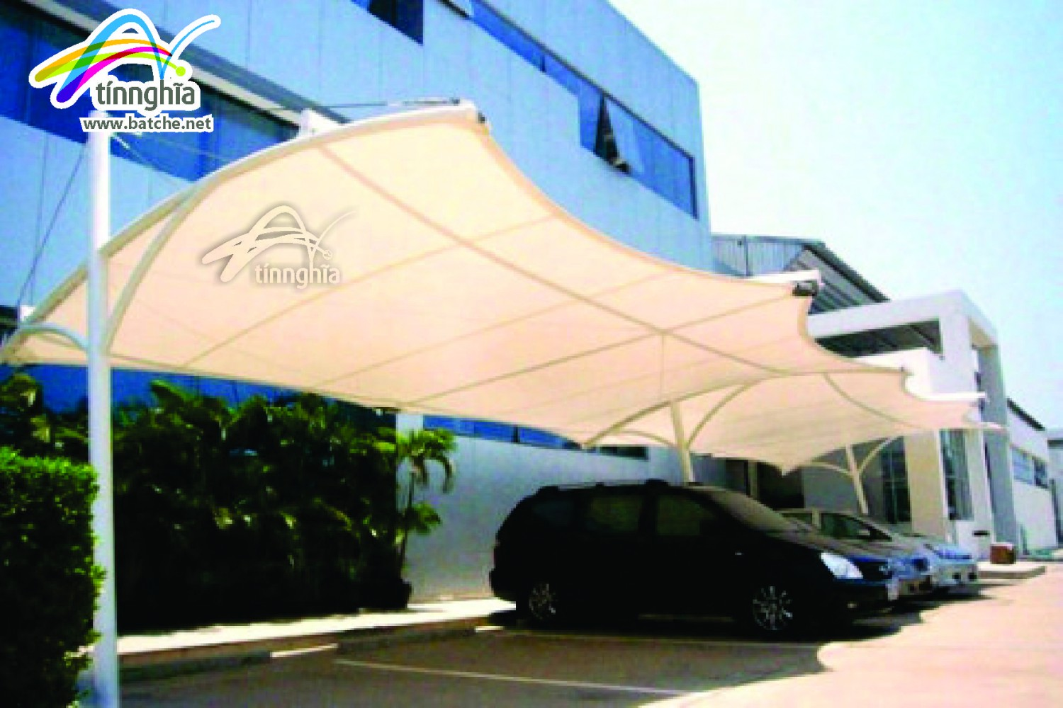 Garage Shade Sails