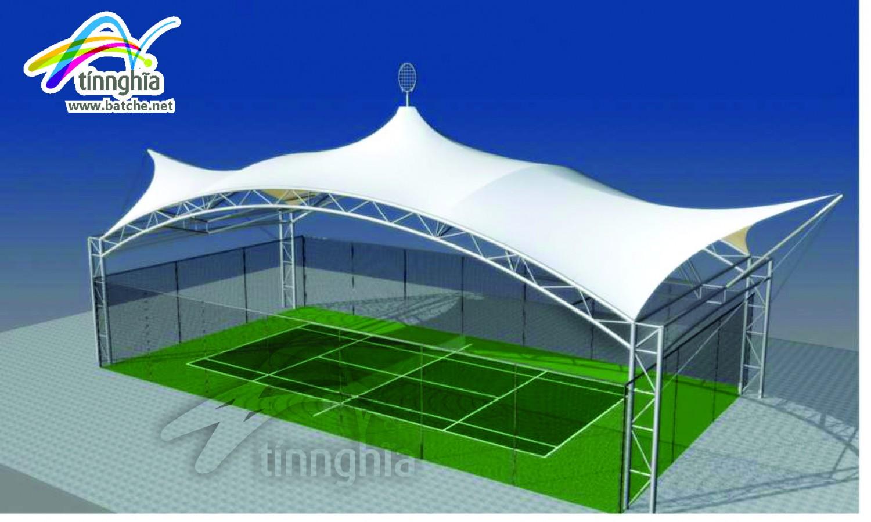 Shade Sails For Tennis Court Shade Sails